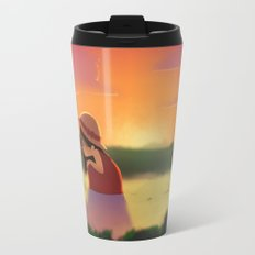Rose Love Travel Mug