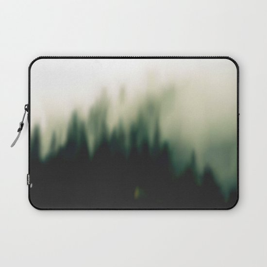 Foggy forrest 2 Laptop Sleeve
