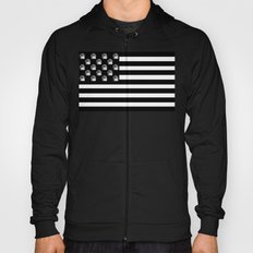 US Minifigure Flag - Horizontal Hoody