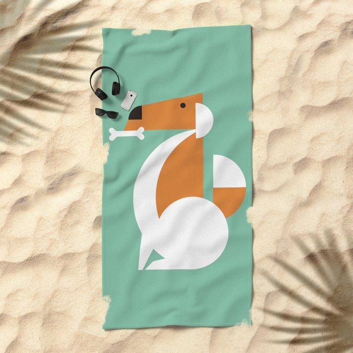 Chewy Beach Towel
