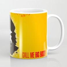 Call Me Big Boss Coffee Mug