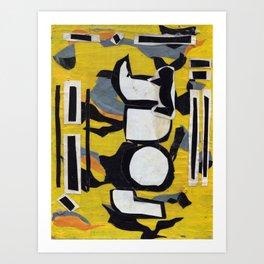 Four Loko (Lemonade) Art Print