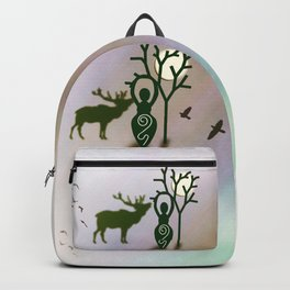 Goddess Backpack