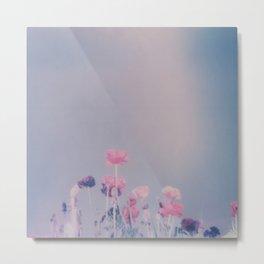 Carlsbad Flowers Metal Print