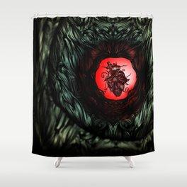 Inner Heart Shower Curtain
