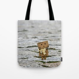 I'm on the world alone and yet not alone enough ... Tote Bag