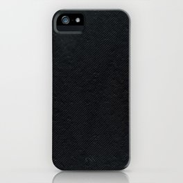 CHARCOAL iPhone Case