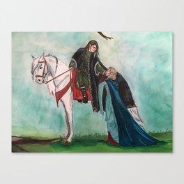 Tam Lin Canvas Print