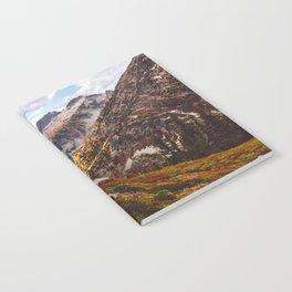 Alpine Autumn Notebook