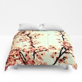 SUBTLE BLOSSOM Comforters