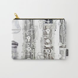 Hautbois Carry-All Pouch