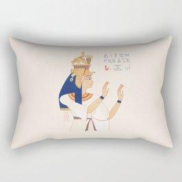 B*tch Please Rectangular Pillow