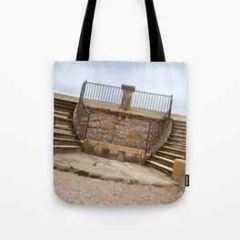 Twin stairs Tote Bag