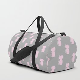 A Lot of Cats G/P Duffle Bag