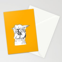 selfie #nofilter Stationery Cards