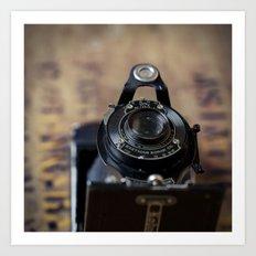 Kodak - Vintage Art Print