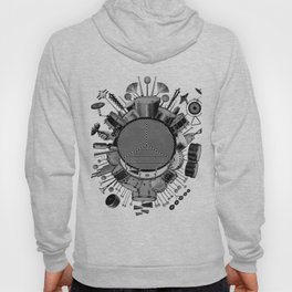 Drums & Percussion Hoody