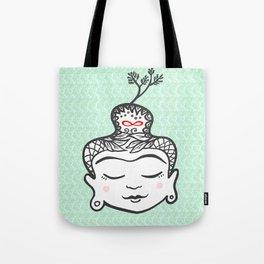 Buddha infinity Tote Bag
