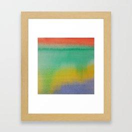 The Diliana Framed Art Print