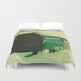 Keep it green Duvet Cover