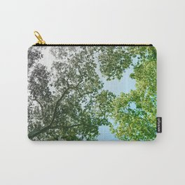 Trees Map II Carry-All Pouch