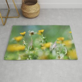 Spring colors Rug