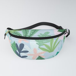 Into the jungle Fanny Pack