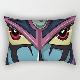 Magician of Black Chaos Rectangular Pillow