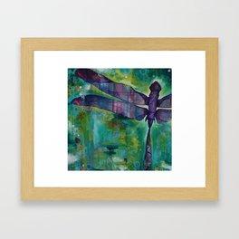 """Visitation"" Original Painting by Emily Mitchell  Framed Art Print"