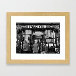 Irish Pub Framed Art Print