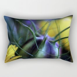 Sowing The Seeds Of Love Rectangular Pillow