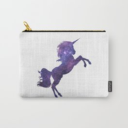 Space Glaxy Unicorn Carry-All Pouch