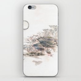THE BIRTH AND THE DEATH iPhone Skin