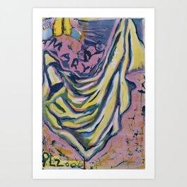 """""""MARY PLZ"""" Art Print"""