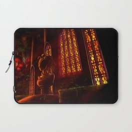 Castlevania: Medusa's Room Laptop Sleeve