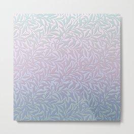 Peaceful Grove Metal Print