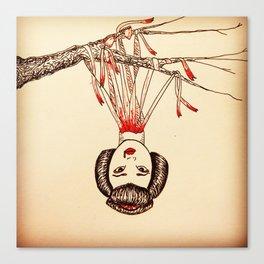 Devoted Love Canvas Print