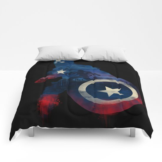 For Truth And Justice Comforters