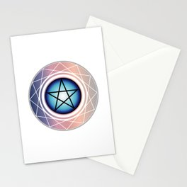 The Pentagram Stationery Cards