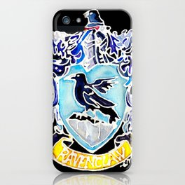 Ravenclaw Crest iPhone Case
