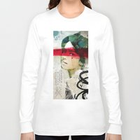 andreas preis Long Sleeve T-shirts featuring Saigon Sally by Vin Zzep