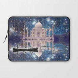 LAKE TAJ MAHAL II - STARRY SKIES Laptop Sleeve