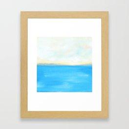 Waiting for the Sun, #5 Framed Art Print