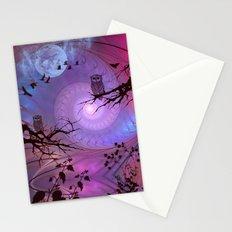 Moonlight Magic Stationery Cards