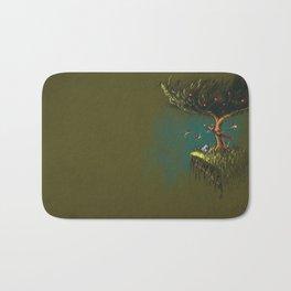 Apple Ninja Bath Mat