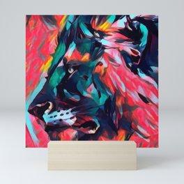 Leone Mini Art Print