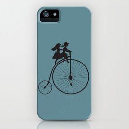 Lizzie & Lou iPhone Case