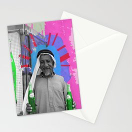 Pepsi Man Stationery Cards