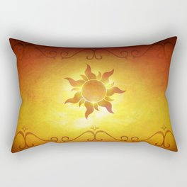 ...and at last i see the light! Rectangular Pillow