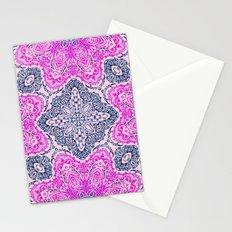 Mehndi Ethnic Style G448 Stationery Cards
